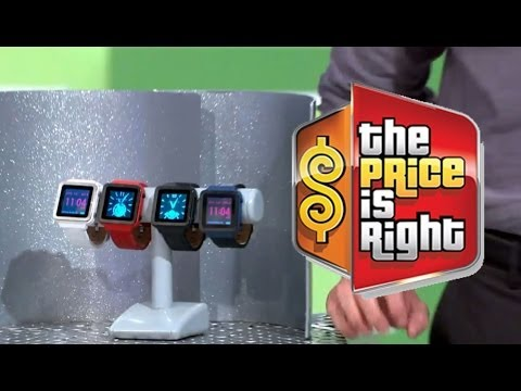 ANDROID SmartWatch™ Featured On The Price Is Right 4/14/2014