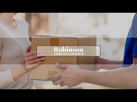 Robinson Xpress Courier Introduction