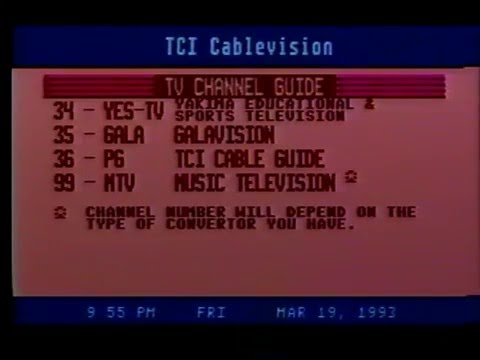 Cablevision music channel guide