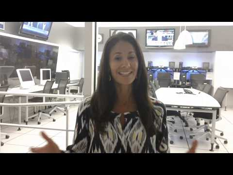 Tracy Wolfson: Hofstra Sportscasting Testimonial