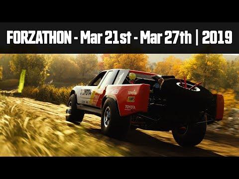 Forzathon Weekly - CRASH N' SPLASH - Forza Horizon 4 thumbnail