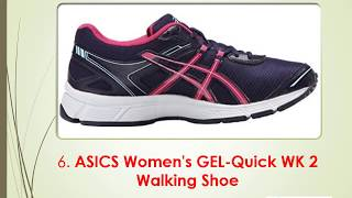 TOP 10 Best Shoes For Standing All Day WOMEN 2017 - 2018