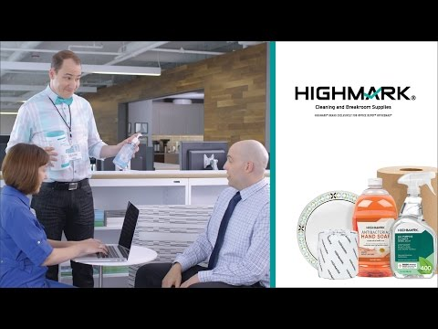 Highmark Breakroom Cleaning & Facilities Exclusively for Office Depot® OfficeMax®