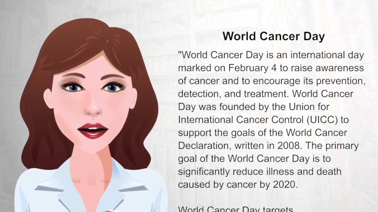 World Cancer Day - WikiVideos