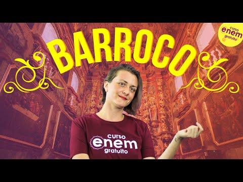 Видео Escola literaria barroco europeu e brasileiro