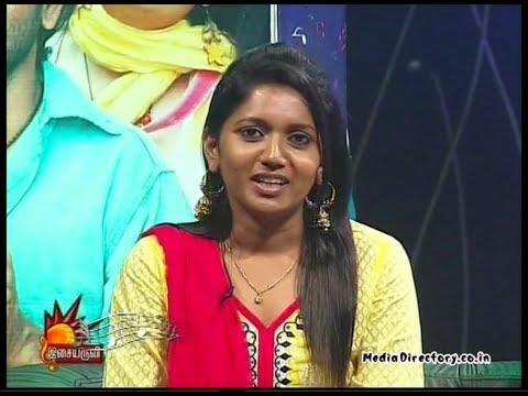 IsaiAruvi | VJ / Anchor Sumaiya | Pongadi Neengalum Unga Kadhalum Special Interview