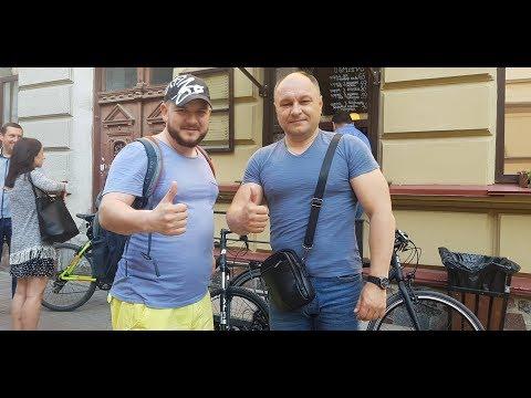 Фіртка Франківськ: Франківські чиновники на велосипедах