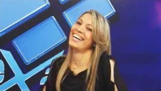 Andrea Fontes - Entrevista para o Conexão Gospel (Nov/2009)