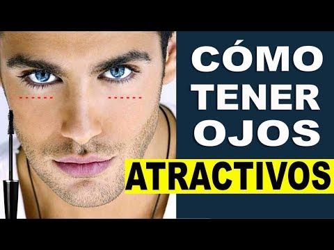 Cómo Tener Ojos Atractivos Hombres   10 Trucos Fáciles