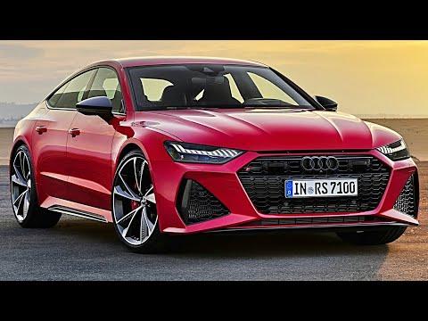 Audi RS7 2021 – Full Size Luxury Sports Sedan