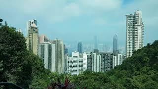 홍콩 피크트램2