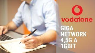 Vodafone Giga Network - innovazione o un'operazione di marketing?