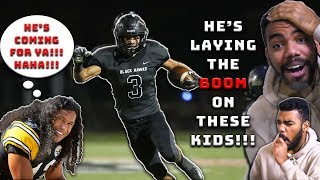 Troy Polamalu's Nephew Is *FASTER* And *MORE AGGRESSIVE* Than He Was!!!