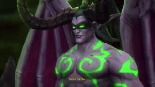 [Spoilers] All Demon Hunter Starting Zone Cinematics / Cut Scenes (Horde) WoW:Legion