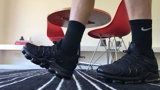 Nike Vapormax Plus On Feet