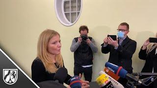 Anwältin gibt erste Auskünfte beim Prozess im Mordfall Greta