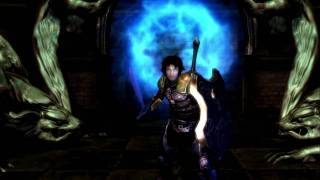 Dungeon Siege 3 Lucas HD video game trailer - PS3 X360 PC