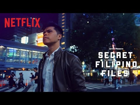 Secret Filipino Files E03 | Stranger Things 3 | Netflix