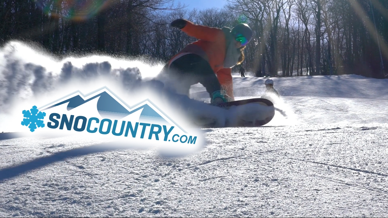 Ski Butternut 2017 - SnoCountry Snapshot with Halley O'Brien