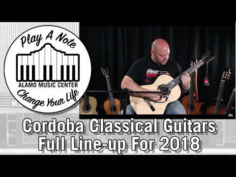 2018 Cordoba Guitars Full Line Review & Overview - C1m, C5, C7, GK Studio, Fusion 12, C10, 45CO