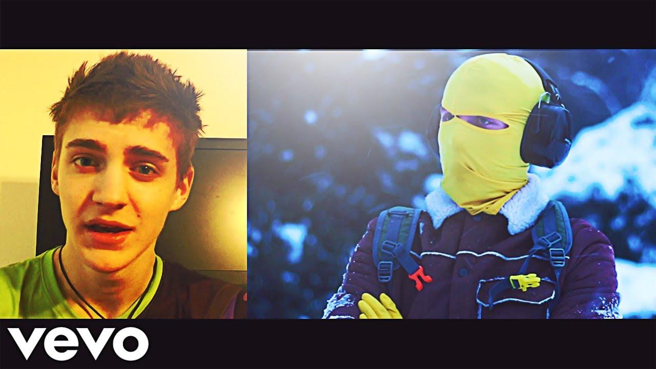 Fortnite Rap Official Music Video Ft Ninjashyper Raptor Skin