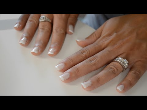 French manicure different color tips splendid wedding company french manicure different color tips solutioingenieria Images