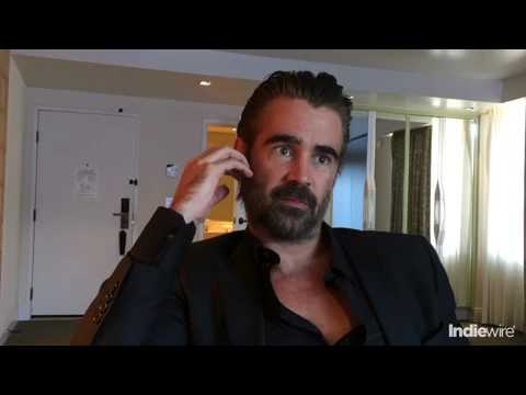 "Colin Farrell - Interview - ""The Lobster"""