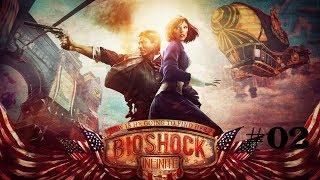 Lets Play BioShock Infinite #02 / Neue fähigkeiten / Nummer 77 7 warum werden wir gejagt