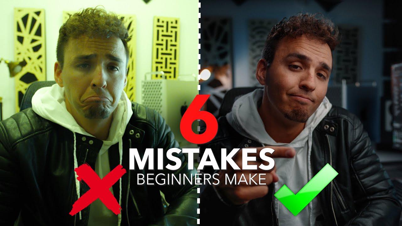 Download 6 Mistakes Beginner Filmmakers Make