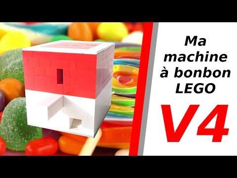 - Ma Machine à Bonbons LEGO - V4