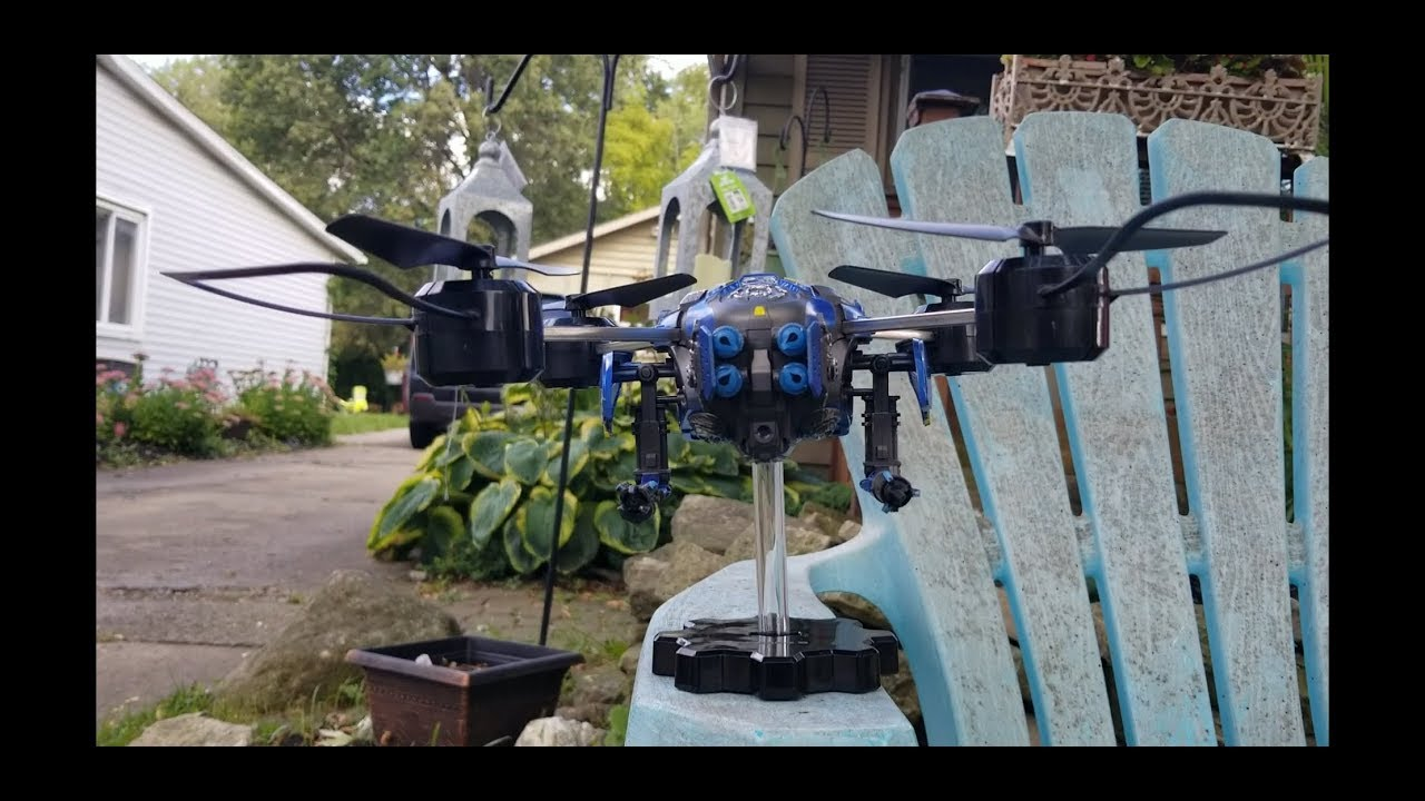 Gears 5 Jack Drone Flight Test And Review - YouTube