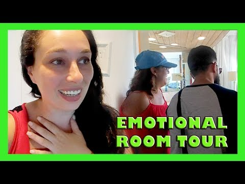 EMOTIONAL HOTEL ROOM TOUR SURPRISE! (vlog#71) Ocean Key Resort, Key West, Florida
