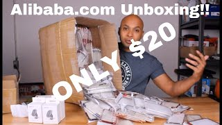 Alibabacom Unboxing Video