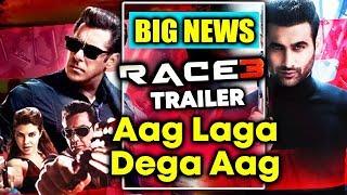 RACE 3 TRAILER Reaction By Freddy Daruwala | Salman Khan