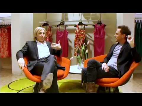 G&F loves designer David Meister
