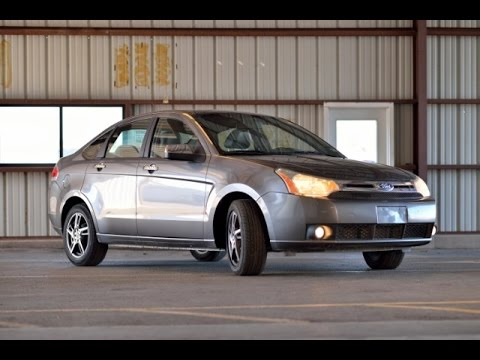 2011 Ford Focus SEL Review