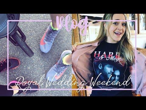 Vlog: Marathon & Royal Wedding!