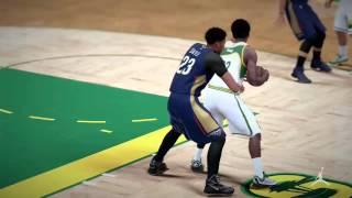 NBA 2K16 Seattle SuperSonics - Andrew Wiggins POTG