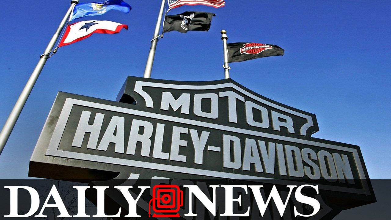 harley davidson factory cancels trump visit, fearing protests over
