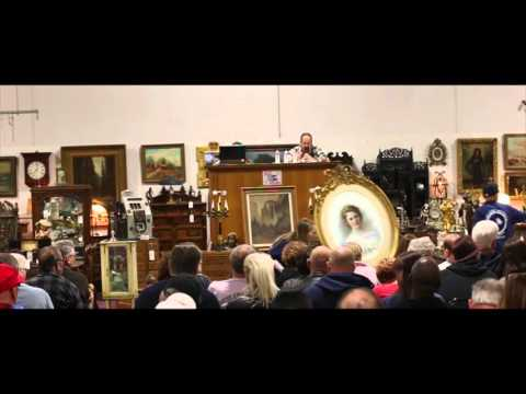 Redlands Antique Auction New Years Day 2016