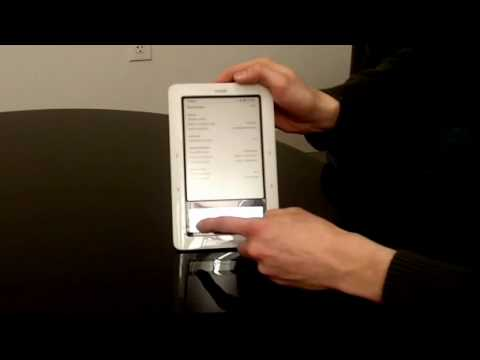 Barnes & Noble Nook - Hands-On Review