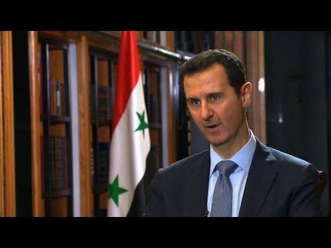 Syria's Assad, unwavering war leader convinced of victory
