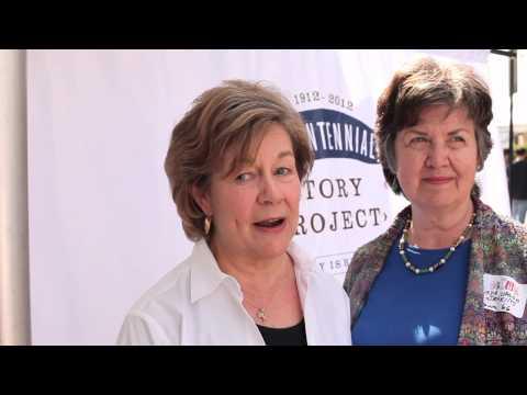 Elizabeth Vickery Lodal & Linda Walsh Jenkins '66