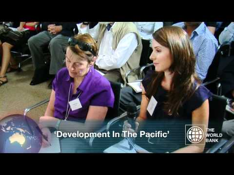 Praxis Discussion Series: Development in the Pacific