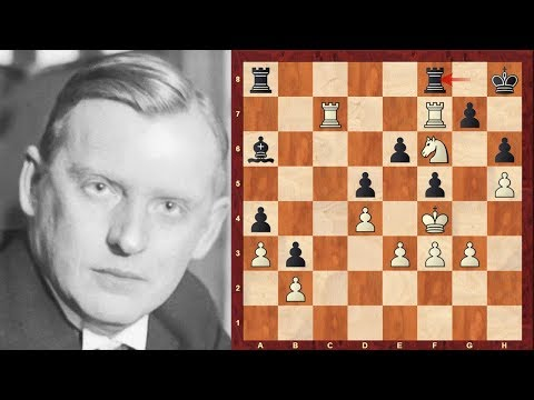 Chess Strategy: The Evolution of Style #72: Alekhine vs Yates 1922 - Queen's Gambit Declined