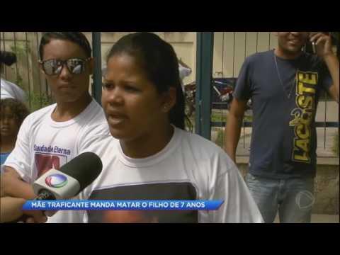 Polícia descobre que criança de 7 anos foi assassinada a pedido da mãe