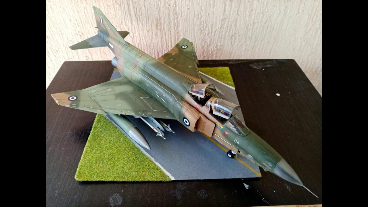 Italeri 2737 1 Rf-4E Phantom II 48