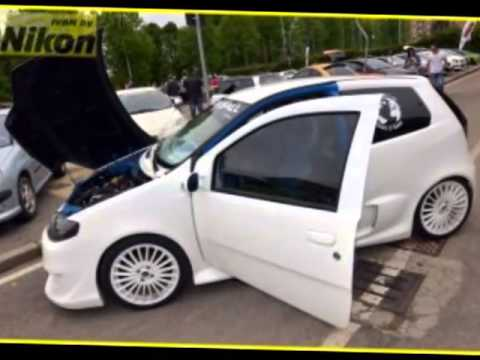 fiat punto tuning twc tuning club youtube. Black Bedroom Furniture Sets. Home Design Ideas