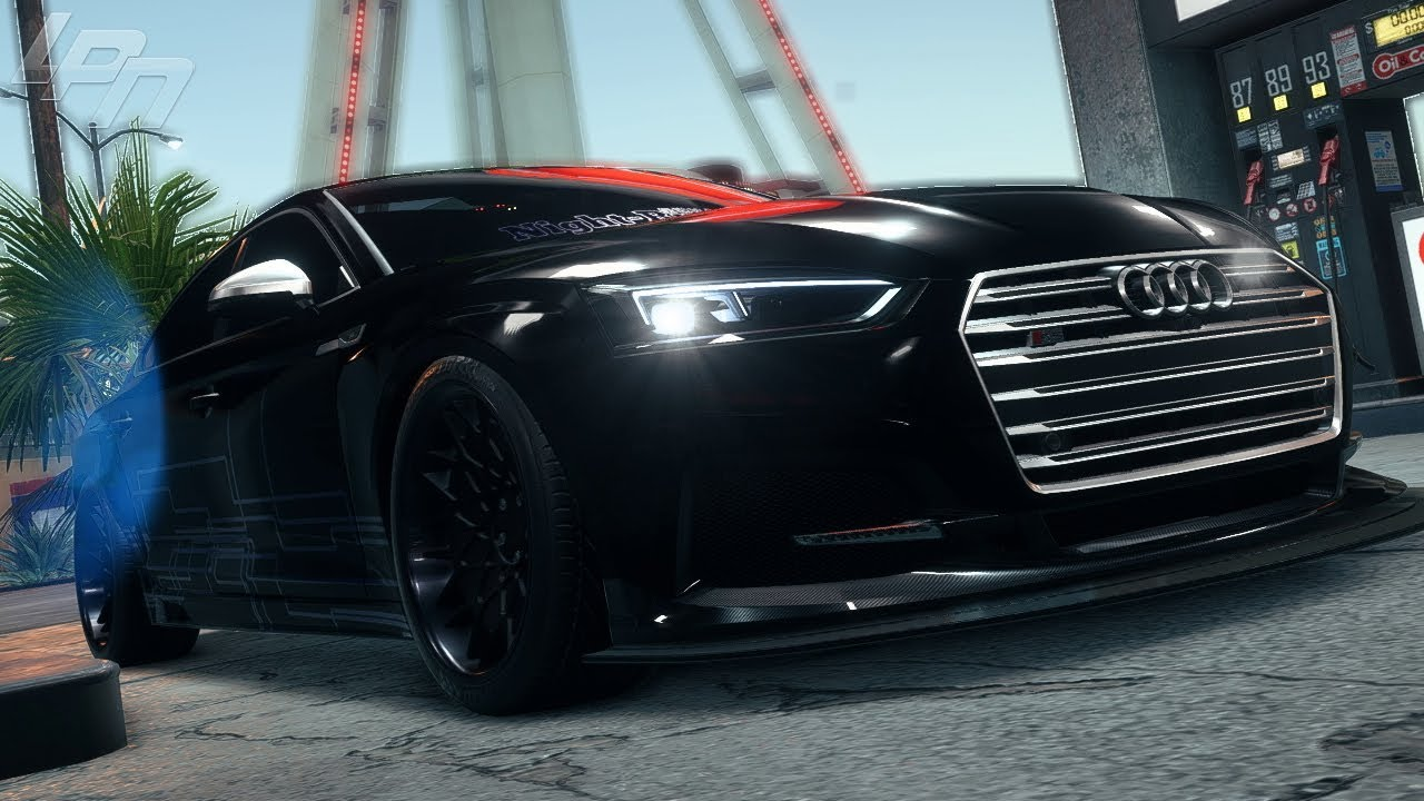 AUDI S5 CUSTOMIZATION - NEED FOR SPEED PAYBACK - YouTube