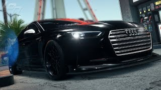 AUDI S5 CUSTOMIZATION - NEED FOR SPEED PAYBACK